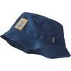 Patagonia WAVEFARER BUCKET HAT Unisex - WHALE TAIL TUBES: STONE BLUE