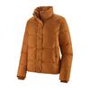 Patagonia W' S SILENT DOWN JKT Naiset - WOOD BROWN
