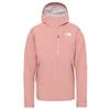 The North Face W DRYZZLE FUTURELIGHT JACKET Naiset - PINK CLAY