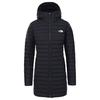 The North Face WOMEN' S STRETCH DOWN PARKA Naiset - TNF BLACK