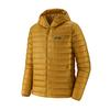 Patagonia M' S DOWN SWEATER HOODY Miehet - BUCKWHEAT GOLD