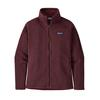 Patagonia W' S BETTER SWEATER JKT Naiset - CHICORY RED