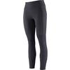 Patagonia W' S PACK OUT HIKE TIGHTS Naiset - BLACK