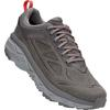 Hoka One One M CHALLENGER LOW GORE-TEX Miehet - CHARCOAL GRAY/FIESTA