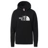 The North Face W DREW PEAK PULLOVER HOODIE Naiset - TNF BLACK