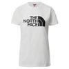 The North Face W S/S EASY TEE Naiset - TNF WHITE