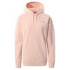 The North Face W P.U.D HOODIE Naiset - EVENING SAND PINK