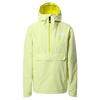 The North Face W WATERPROOF FANORAK Naiset - PALE LIME YELLOW