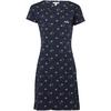 Barbour HAREWOOD PRINT DRESS Naiset - NAVY BEE PRINT
