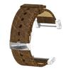 CORE LEATHER STRAP BROWN 1