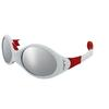 Julbo LOOPING II Lapset - WHITE/RED