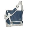 The North Face BASE CAMP MESSENGER BAG S - COSMIC BLUE/HIGH RISE GREY