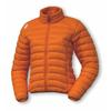 Warmpeace SWAN LADY JACKET Naiset - ORANGE