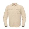 The North Face M LS SEQUOIA SHIRT Miehet - DUNE BEIGE