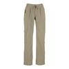 The North Face W HORIZON TEMPEST PANT Naiset - DUNE BEIGE