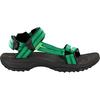 Teva TERRA FI LITE WOMEN Naiset - DOUBLE ZIPPER GREEN