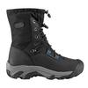 Keen WILMA LACE Naiset - BLACK/LEGION BLUE