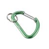 Partioaitta CARABINER SMALL - GREEN