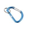 Partioaitta CARABINER SMALL - BLUE