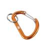 Partioaitta CARABINER SMALL - ORANGE
