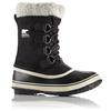 Sorel WINTER CARNIVAL Naiset - BLACK, STONE