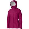 Marmot WM' S PRECIP JACKET Naiset - PLUM ROSE