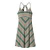 Patagonia W' S SPRIGHT DRESS Naiset - SIDESWEPT STRIPE: CURACAO