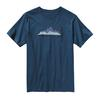 M' S DAY-TO-DAY PIOLET COTTON T-SHIRT 1