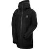 Haglöfs RIDGE JACKET Miehet - TRUE BLACK