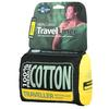 Sea to Summit COTTON TRAVEL LINER TRAVELLER - NAVY BLUE