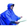Sea to Summit NYLON WATERPROOF TARP-PONCHO Unisex - BLUE
