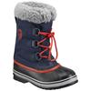 COLLEGIATE NAVY, SAIL RED