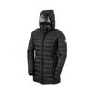 BROOKVALE HOODED COAT W 1
