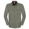 The North Face M LS SEQUOIA SHIRT Miehet - BLACK INK GREEN