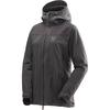 Haglöfs RUGGED FJELL JACKET WOMEN Naiset - TRUE BLACK