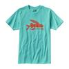 M S FLYING FISH COTTON/POLY T-SHIRT 1