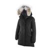 Canada Goose ROSSCLAIR PARKA Naiset - BLACK