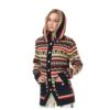 Picture Organic Clothing ZOOMY CARDIGAN Naiset - RED