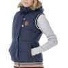 Picture Organic Clothing HOLLY3 VEST Naiset - DARK BLUE