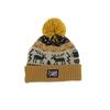 Picture Organic Clothing HANDSAW BEANIE Unisex - BROWN/BEIGE