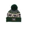 Picture Organic Clothing HANDSAW BEANIE Unisex - FOREST/BEIGE