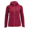 FRILUFTS TRYSIL HOODED JACKET W Naiset - CABERNET