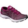 Salomon CROSSAMPHIBIAN SWIFT W Naiset - FIG/WHT/SANGRIA