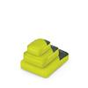 Osprey ULTRALIGHT PACKING CUBE SET - ELECTRIC LIME