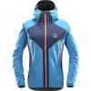 Haglöfs L.I.M PROOF MULTI JACKET WOMEN Naiset - TARN BLUE/BLUE FOX