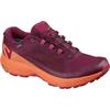 Salomon XA ELEVATE GTX W Naiset - BEET RED/NASTURT