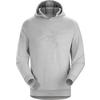 Arc'teryx ARCHAEOPTERYX PULLOVER HOODY MEN' S Miehet - LIGHT GREY HEATHER