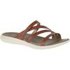 Merrell DUSKAIR SEAWAY SLIDE LEATHER Naiset - MERRELL OAK