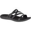 Merrell DUSKAIR SEAWAY SLIDE LEATHER Naiset - BLACK
