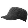 Stetson ARMY CAP COTTON Unisex - BLACK